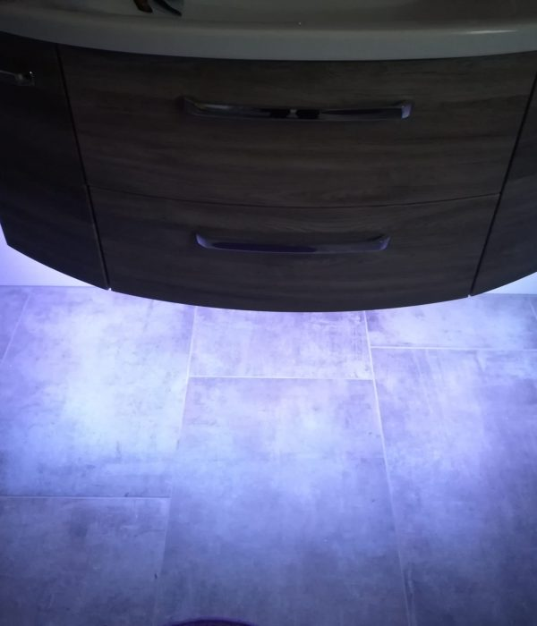 Akzente LED Waschbecken
