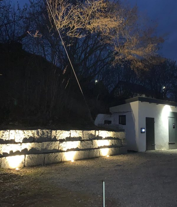 Außenbeleuchtung Garten